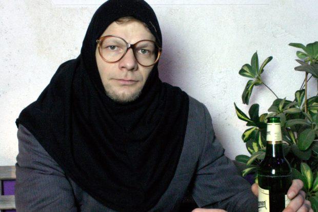 Madame Haschke, neue Spitzenkandidatin der PATREI Leipzig für den Bundestagswahlkampf. Foto: Privat