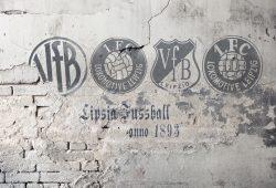 Mit der Fusion des 1. FC Lok mit dem VfB Leipzig winkt der erste Meisterstern.