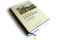 Geschichte der Stadt Leipzig. Von der Reformation bis zum Wiener Kongress. Foto: Ralf Julke