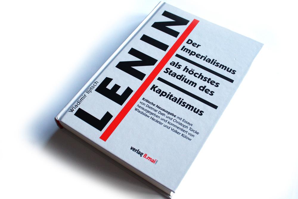 Lenin: Der Imperialismus als höchstes Stadium des Kapitalismus. Foto: Ralf Julke
