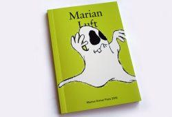 Marian Luft. Marion Ermer Preis 2016. Foto: Ralf Julke