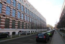 Die Nonnenstraße in Plagwitz. Foto: Marko Hofmann