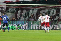 Timo Werner verwandelte sicher in die rechte Ecke. Foto: GEPA pictures/Sven Sonntag