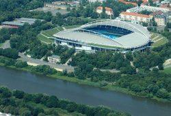 Das Leipziger Zentralstadion von oben. Foto: https://commons.wikimedia.org