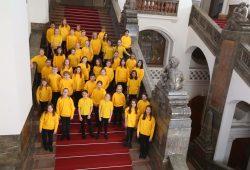 Schola Cantorum Kinderchor. Foto: Gert Mothes