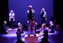 Schülertheatertage 2016. Foto: Roland Bedrich