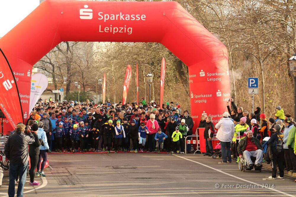 Sparkassen Neujahrslauf 2016. Foto: Peter Detlefsen