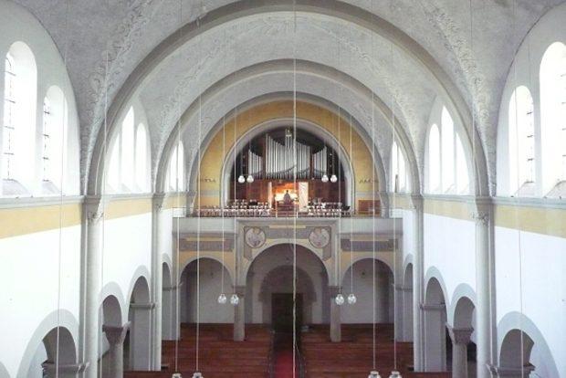 Foto: Taborkirche