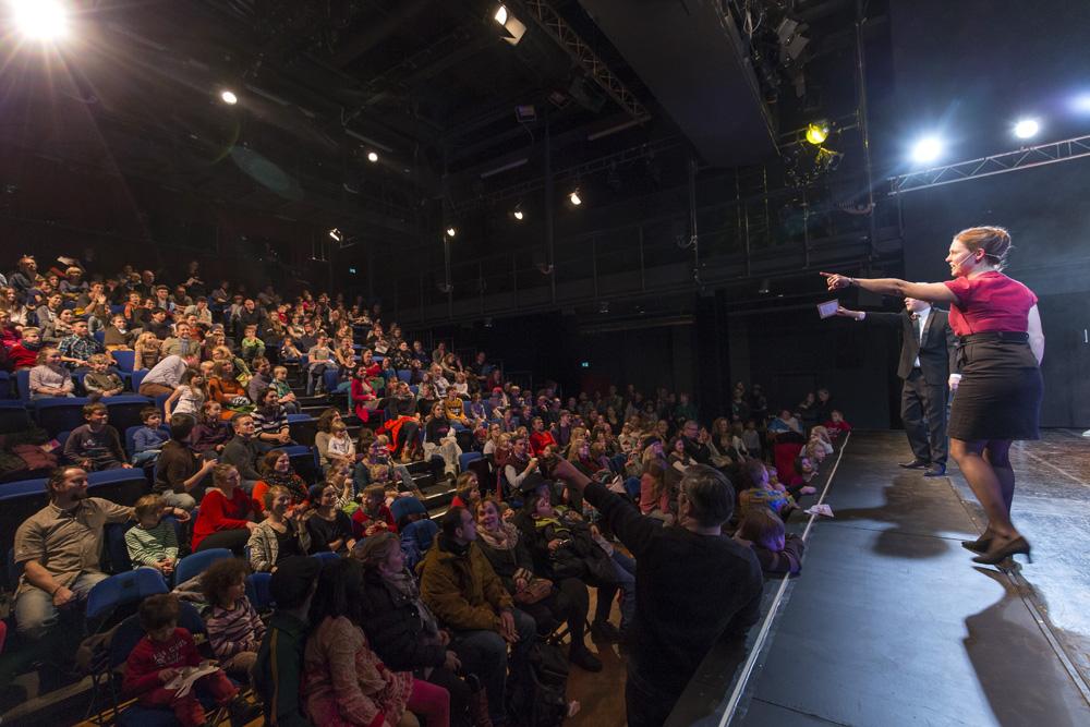 Theaterfest 2016. Foto: TdJW, Tom Schulze