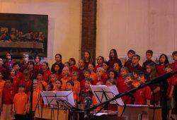 """Kindermusical """"Martin Luther"""". Foto: Bildungscampus forum thomanum"""