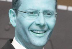 Sachsens Innenminister in Datensammellaune. Foto: L-IZ