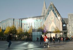 Besonders von Finanzkürzungen betroffen: die Uni Leipzig. Foto: Ralf Julke
