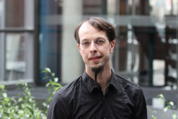 Dr. Marten Winter. Foto: Stefan Bernhardt, iDiv