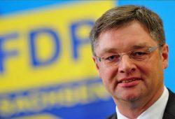 Holger Zastrow, Landesvorsitzender der FDP Sachsen. Foto: FDP