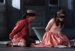 """""""Die Entführung aus dem Serail"""" in der Oper Leipzig. Foto: Andreas Birkigt"""