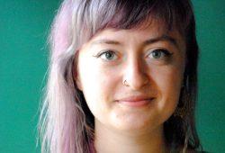Anne Kämmerer. Foto: Grüne Jugend Sachsen
