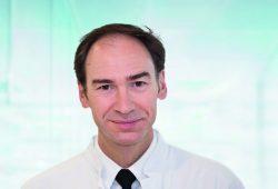 Prof. Dr. Thomas Berg, Sprecher des ULTC und Leiter der Sektion Hepatologie am Universitätszentrum Leipzig. Foto: Stefan Straube / UKL