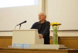 Prof. Gerhard Bremmer. Foto: Kristina Denhof/HTWK Leipzig