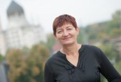 Europaabgeordnete Cornelia Ernst. Foto: Die Linke
