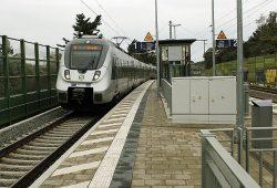 Die Regiobahn S5 verbindet täglich die Städte Leipzig und Zwickau. Foto: Ralf Julke