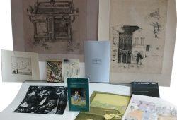 Ausgewählte Exponate für die Auktion. Foto: GZL