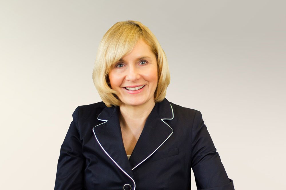 Geschäftsführerin Dr. Iris Minde. Foto: Klinikum St. Georg