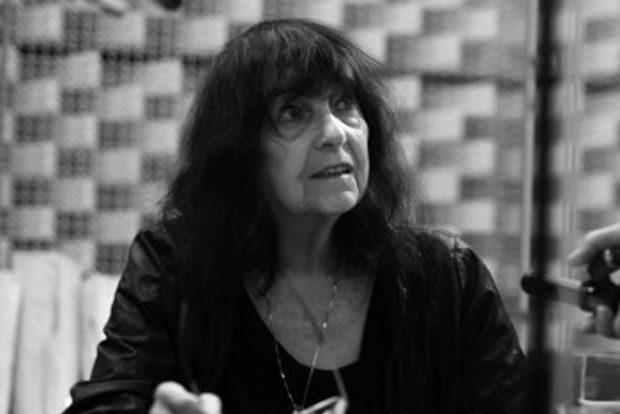 Friederike Mayröcker. Foto: Lukas Beck
