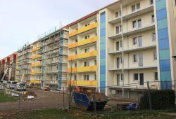 """Die WG """"Lipsia"""" saniert und modernisiert – hier in der Gärtnerstraße 65-71. Foto: """"Lipsia"""" eG"""