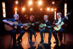 Gitarrenfestival mit Four Styles im Gewandhaus. Quelle: Mbblconcerts