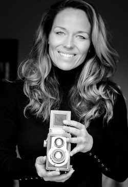 Die Fotografin Katja Kupfer. Foto: Katja Kupfer