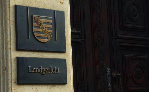 Landgericht Leipzig. Foto: Lucas Böhme
