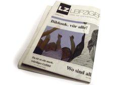 Leipzige Zeitung Nr. 39: Bildunk. vür alle! Foto: L-IZ