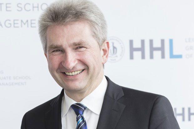 Prof. Dr. Andreas Pinkwart, Rektor der HHL Leipzig Graduate School of Management. Foto: HHL