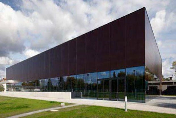 Staatspreisträger 2013, Park Arena Neukieritzsch, Foto: CODE UNIQUE Architekten GmbH, Dresden