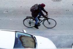 Auch bei Frost: Radfahren in Leipzig. Foto: Ralf Julke