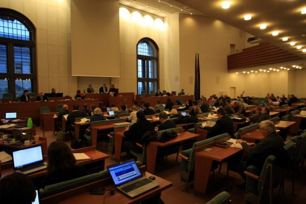 Die Ratsversammlung am 18. Januar. Foto: L-IZ.de
