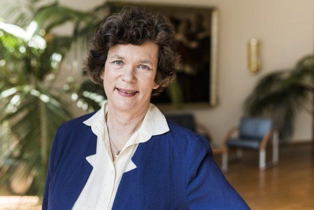 Beate Schücking will Rektorin der Uni Leipzig bleiben. Foto: Uni/Christian Hüller