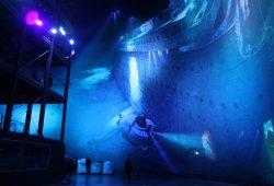 """Das neue Asisi-Panorama """"Titanic"""". Foto: Ralf Julke"""