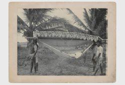 Togo um 1900. Foto: GRASSI MVL
