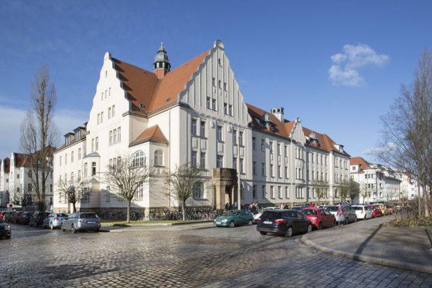 Die Medizinische Berufsfachschule des UKL in Leipzig. Foto: Stefan Straube / UKL