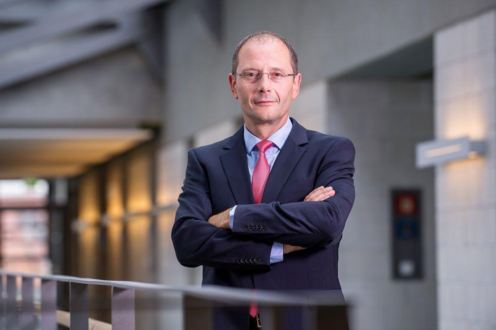 IMK-Vorsitzender Markus Ulbig. Foto: SMI