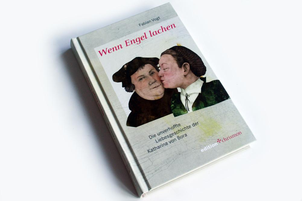 Fabian Vogt: Wenn Engel lachen. Foto: Ralf Julke