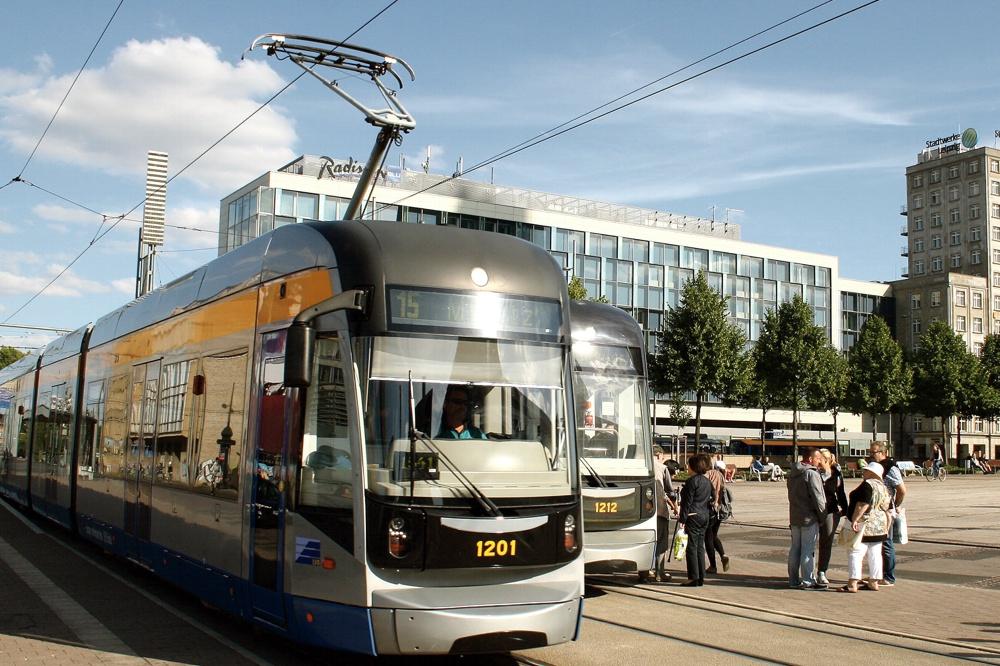 Wie soll der ÖPNV in Zukunft in Leipzig finanzierbar bleiben? 6 Vorschläge des MDV und ein Problem. Foto: Ralf Julke