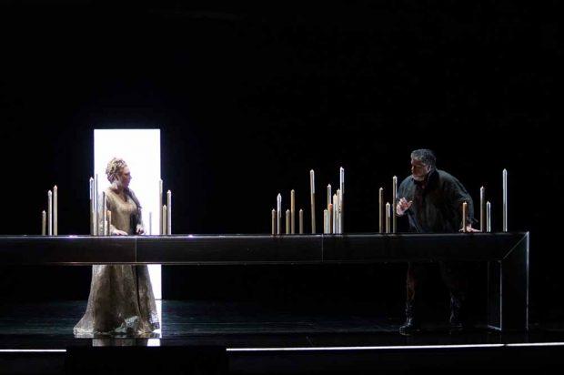 Trotzdem ist in dem Opernkrimi vieles vorhersehbar. Foto: Forster
