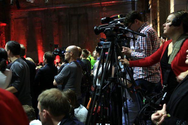 Alle Kameras an. Foto: L-IZ.de