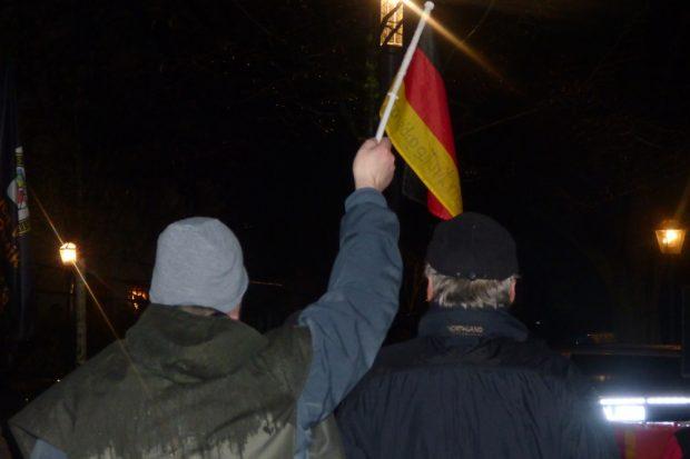 Bürgerbewegung. Foto: Lucas Böhme