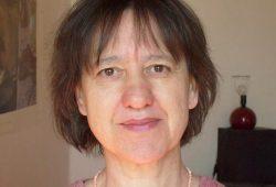 Birgit Rabisch. Foto: Autorenmaterial