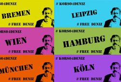 Foto: Initiative #FreeDeniz