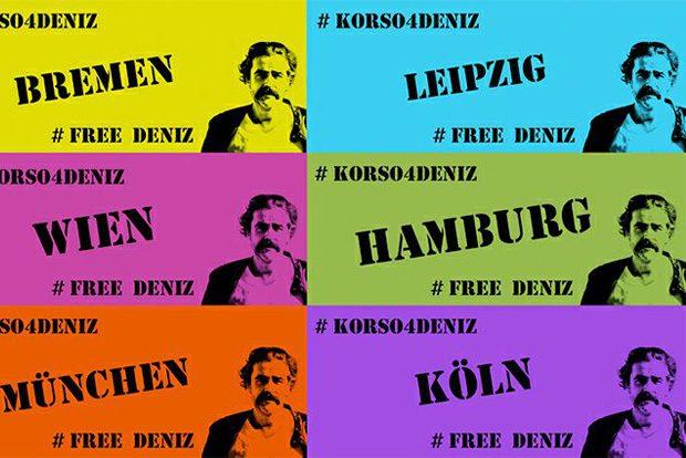 Foto: Initiative #FreeDeniz
