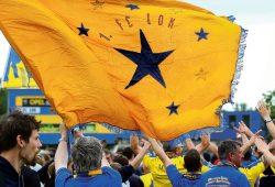 Der Weg in Liga 3 geht nur mit aktiver Hilfe der Fans. Foto: Jan Kaefer